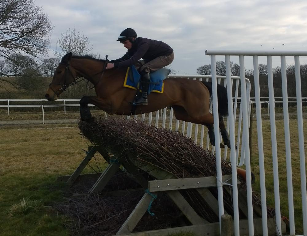 Madam Be schooling with Will Featherstone